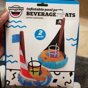 Other - Inflatable Pool Party Beverages Boats